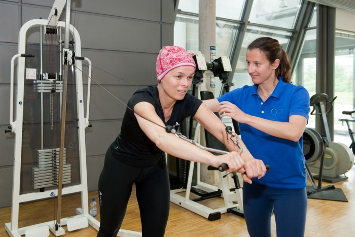 Σημαντική η άσκηση για τους καρκινοπαθείς ακόμα και κατά την περίοδο των θεραπείών