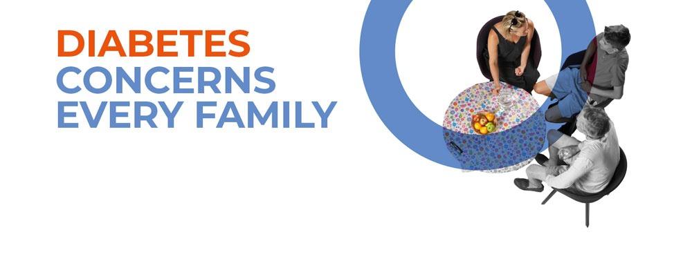 Παγκόσμια Ημέρα Διαβήτη 2018: Ο Διαβήτης Αφορά κάθε Οικογένεια