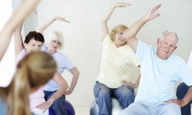 Πολλά τα οφέλη από τη σωματική δραστηριότητα για τους ηλικιωμένους