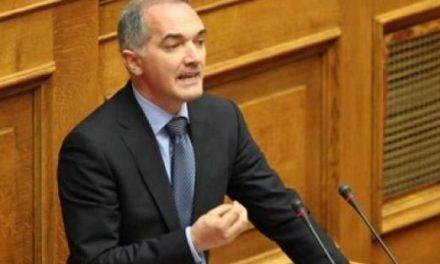 Αίτημα για άρση της ασυλίας του Μάριου Σαλμά για την υπόθεση των αρθροσκοπήσεων