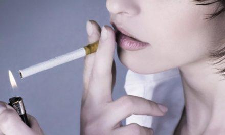 Ελληνίδες καπνίστριες: Ο καρκίνος του πνεύμονα, ο δεύτερος σε συχνότητα καρκίνος στις γυναίκες.