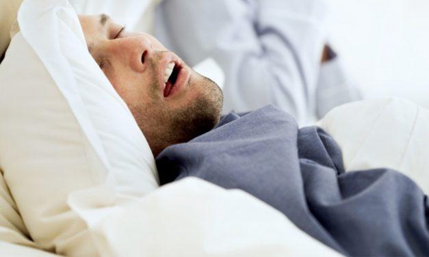 Υπνική άπνοια και στοματική υγιεινή