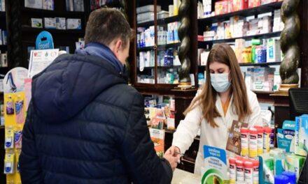 Οδηγίες ΠΦΣ  προς τους φαρμακοποιούς και το προσωπικό των φαρμακείων