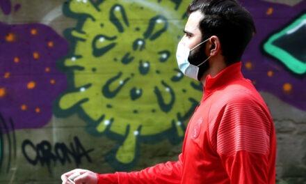Αποκαλυπτικό βίντεο δείχνει πόσο εύκολα εξαπλώνεται ο κορωνοϊός