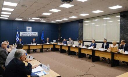 Ο Υπουργός Υγείας παρουσίασε τις προτεραιότητες της φαρμακευτικής πολιτικής της Κυβέρνησης