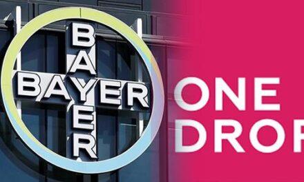 Η Bayer και η Informed Data Systems Inc. (One Drop) ενώνουν τις δυνάμεις τους για την ανάπτυξη ψηφιακών προϊόντων υγείας