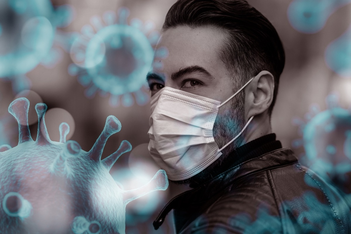 """Η μάσκα λειτουργεί και ως άτυπο """"εμβόλιο"""" κατά του κορονοϊού"""