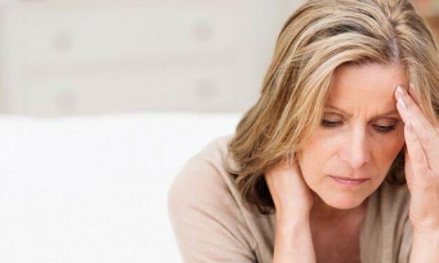 Το 27,1% των γυναικών σε εμμηνόπαυση παρουσιάζει συμπτωματολογία ενδεικτική κλινικής κατάθλιψης