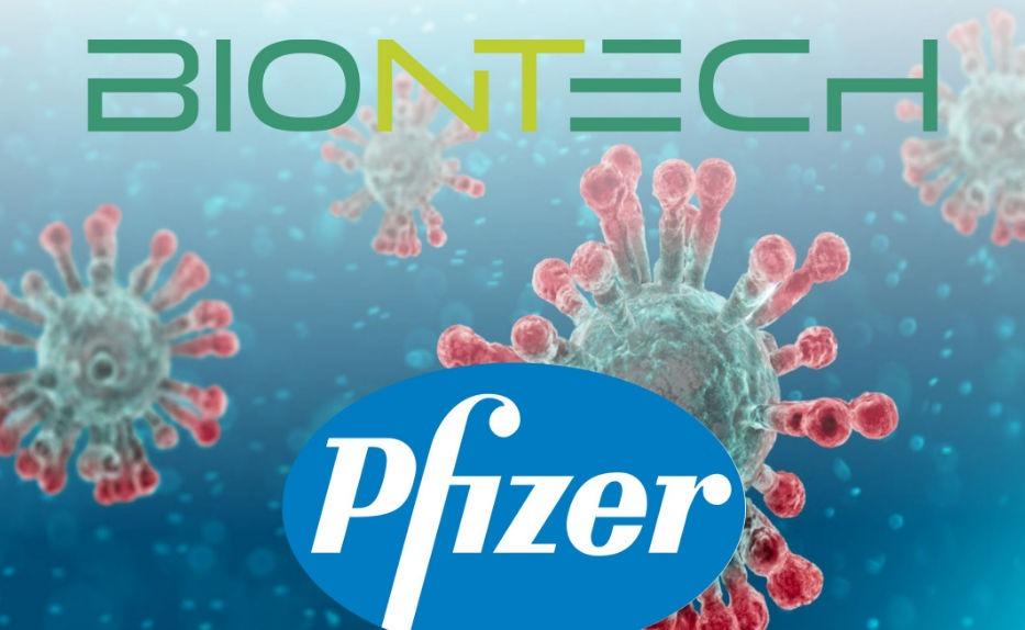 Η Pfizer και η BioNTech καταθέτουν σήμερα αίτημα αδειοδότησης για το εμβόλιο του κορονοϊού