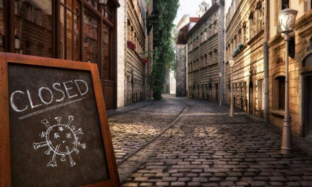 Σπύρος Ζακυνθινός: Το lockdown ήταν πρώιμο. Κλείνει η κοινωνία για να αποφευχθεί η δυσφήμηση του πρωθυπουργού