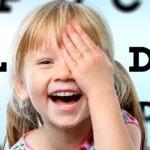 10 λόγοι που κάνουν ΑΠΑΡΑΙΤΗΤΗ την προληπτική οφθαλμολογική εξέταση στα παιδιά