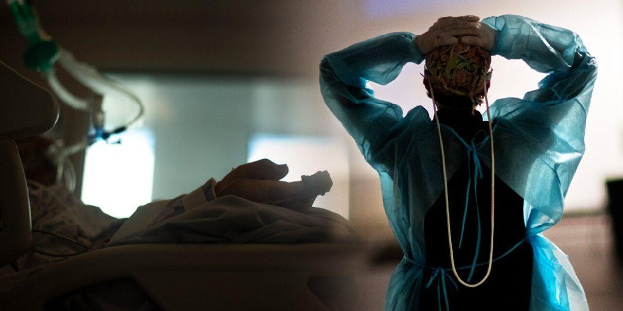 Ένας στους 5 υγειονομικούς έχει βιώσει άγχος, κατάθλιψη ή μετατραυματικό στρες λόγω της πανδημίας
