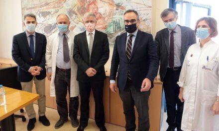 Ξεκινά στην Ελλάδα η κλινική μελέτη για το ισραηλινό φάρμακο κατά της covid-19