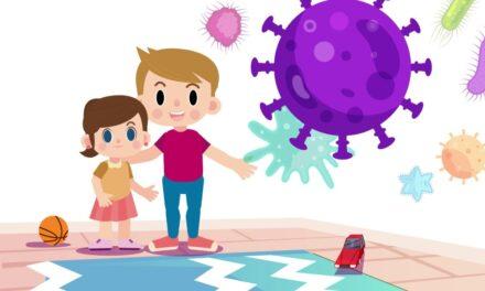 Τα περισσότερα παιδιά με Covid-19 δεν έχουν τα τυπικά συμπτώματα όπως πυρετό και βήχα